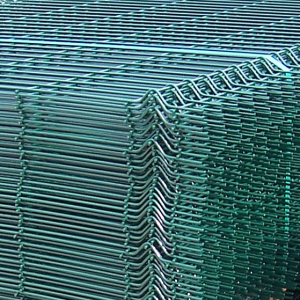PANOU GARD PLASTIFIAT 1.2X2.5M VERDE